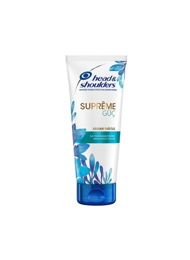 Head & Shoulders Head Shoulders Supreme Güç Saç Kremi Argan Yağı 220 Ml Renksiz